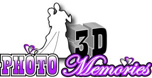 3D Photo Memories - your wedding and other significant events preserved using stereo photography